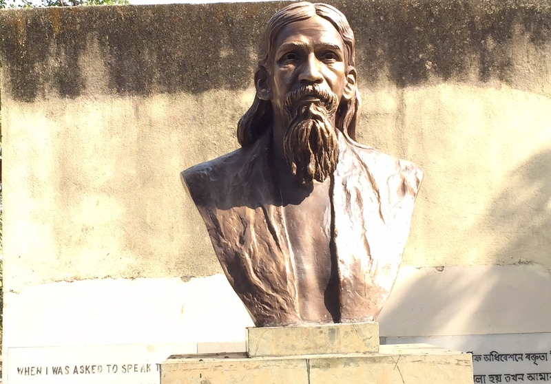 Sri Aurobindo - Uttarpara speech - Marble plaque